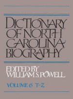 Dictionary of North Carolina Biography