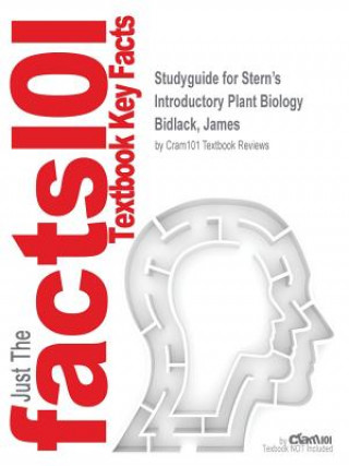 Studyguide for Stern's Introductory Plant Biology by Bidlack, James, ISBN 9780077753429