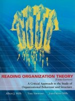 Reading Organization Theory