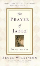 Prayer of Jabez Devotional