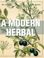 Modern Herbal (Volume 2, I-Z and Indexes)
