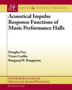 Acoustical Impulse Response Functions of Music Performance Halls