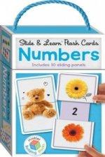 Building Blocks Slide & Learn Flashcards Numbers (UK Eng)