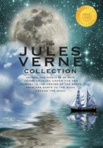 Jules Verne Collection (5 Books in 1) Around the World in 80 Days, 20,000 Leagues Under the Sea, Journey to the Center of the Earth, from the Earth to
