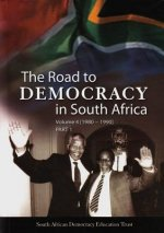 Road to Democracy in South Africa