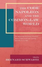 Code Napoleon and the Common-Law World