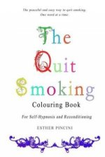 Quit Smoking Colouring Book