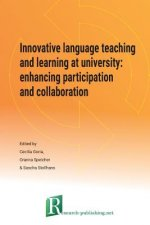 Innovative Language Teaching and Learning at University: Enhancing Participation and Collaboration