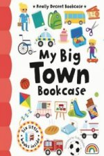 MY BIG TOWN BOOKCASE