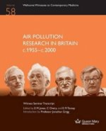 Air Pollution Research in Britain C.1955-C.2000