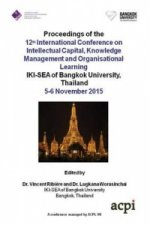Proceedings of the 12th International Conference on Intellectual Capital Knowledge Management & Organisational Learning Icickm 2015