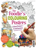 Foodie's Colouring Posters