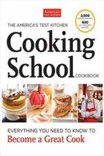 America's Test Kitchen Cooking School Cookbook