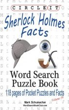Circle It, Sherlock Holmes Facts, Word Search, Puzzle Book