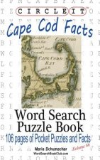 Circle It, Cape Cod Facts, Word Search, Puzzle Book