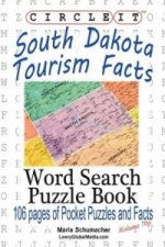 Circle It, South Dakota Tourism Facts, Pocket Size, Word Search, Puzzle Book