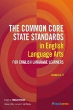 Ccss in English Language Arts for Grades K-5