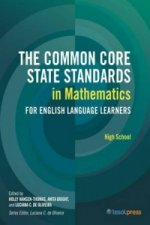 Common Core State Standards in Mathematics for English Language Learners, High School