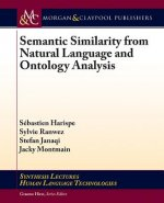 Semantic Similarity from Natural Language and Ontology Analysis