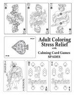 Adult Coloring Stress Relief with Calming Card Games