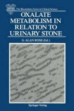 Oxalate Metabolism in Relation to Urinary Stone