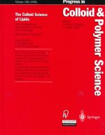 Colloid Science of Lipids