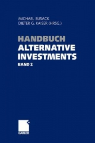 Handbuch Alternative Investments - Band 2