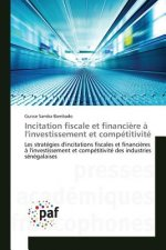 Incitation Fiscale Et Financiere A L'Investissement Et Competitivite