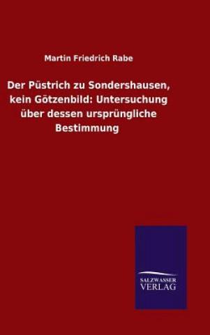 P strich Zu Sondershausen, Kein G tzenbild