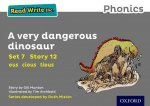 Read Write Inc. Phonics: Grey Set 7 Storybook 12 a Very Dangerous Dinosaur