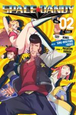 SPACE DANDY VOL 2