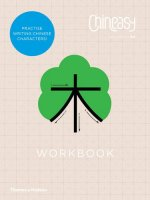 Chineasy (TM) Workbook