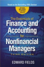 Essentials of Finance and Accounting for Nonfinancial Managers
