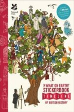 What on Earth/ Stickerbook Timeline of British History