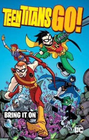Teen Titans Go!: Bring it On