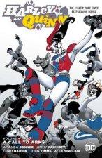 Harley Quinn Vol. 4: A Call to Arms