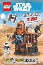 LEGO Star Wars: Ready, Steady, Stick! Cosmic Activity Book