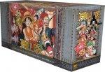One Piece Box Set 3: Thriller Bark to New World