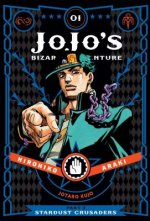 JoJo's Bizarre Adventure: Part 3--Stardust Crusaders, Vol. 1
