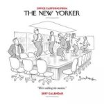 CARTOONS FROM THE NEW YORKER 2017 MINI W