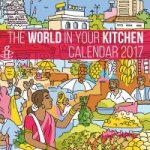 Amnesty: the World in Your Kitchen Calendar 2017