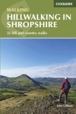 Hillwalking in Shropshire
