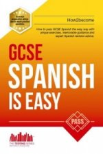 GCSE Spanish is Easy: Pass Your GCSE Spanish the Easy Way with This Unique Guide