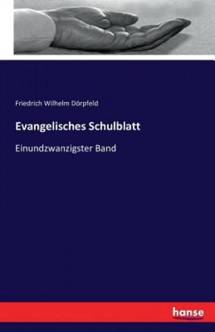 Evangelisches Schulblatt