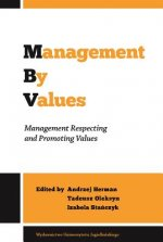 Management by Values - Management Respecting and Promoting Values