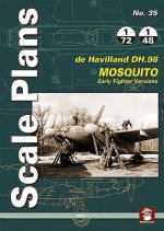 DE HAVILLAND MOSQUITO:EARLY FIGHTER VERS