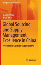 Global Sourcing and Supply Mananagement Excellence in China