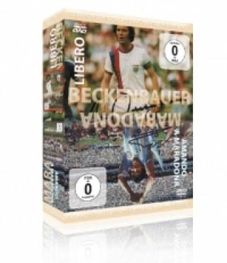 Fußballstar-Collection: Beckenbauer - Maradona