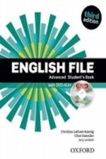 English File Advanced Student's Book with iTutor DVD-ROM (3rd)