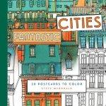 Fantastic Cities: 20 Postcards